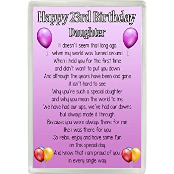 Poem For Daughter On Her Birthday