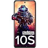 Redmi Note 10S (Shadow Black, 6GB RAM, 128GB Storage) - Super Amoled Display | 64 MP Quad Camera |NCEMI Offer on HDFC Cards |