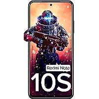 Redmi Note 10S (Shadow Black, 6GB RAM, 128GB Storage) - Super Amoled Display | 64 MP Quad Camera |NCEMI Offer on HDFC…