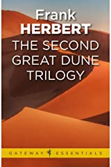 The Second Great Dune Trilogy Kindle Edition