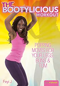 New Shoot Pictures The Bootylicious Workout with Feyi J