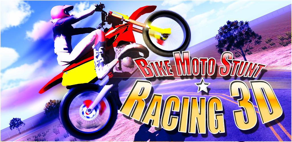 Zoom IMG-1 bike moto stunt racing 3d