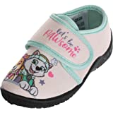 Brandsseller - Zapatillas de estar por casa para niña, con logotipo de la Patrulla Canina