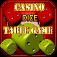 Casino Dice Table Game