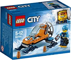 Lego - Kızaklı Kutup Motosikleti (60190)