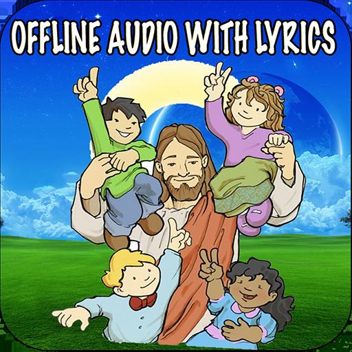 Christian Songs for Kids (Offline Audio with Lyrics)