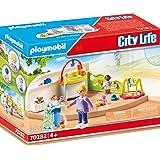 PLAYMOBIL City Life 70282 Habitación de Bebés, A partir de 4 años
