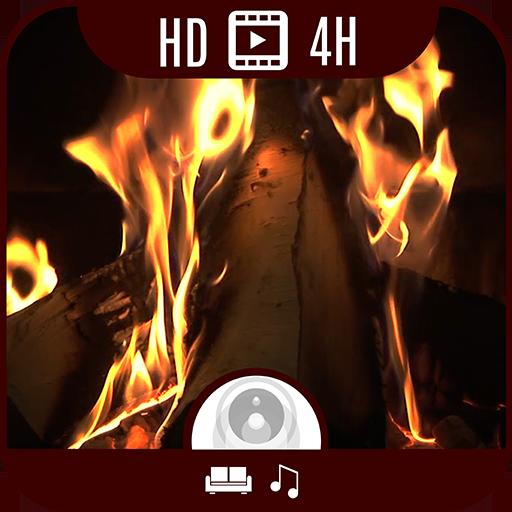 Feu de Cheminée HD - édition deluxe [4 heures de vidéo + 3 heures de classique, de guitare acoustique, de piano]