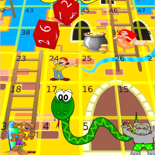 Snakes And Ladders - Ladders Snakes