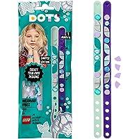 LEGO 41909 Dots Les Bracelets Sirènes, Bijoux, Cadeaux de Bricolage, Arts et créations Artisanales pour Les Enfants