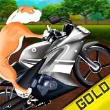 rolling salvaje carrera de motos de perro: el mal en la aventura de hueso - gold edition