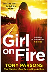 Girl On Fire: (DC Max Wolfe) Kindle Edition