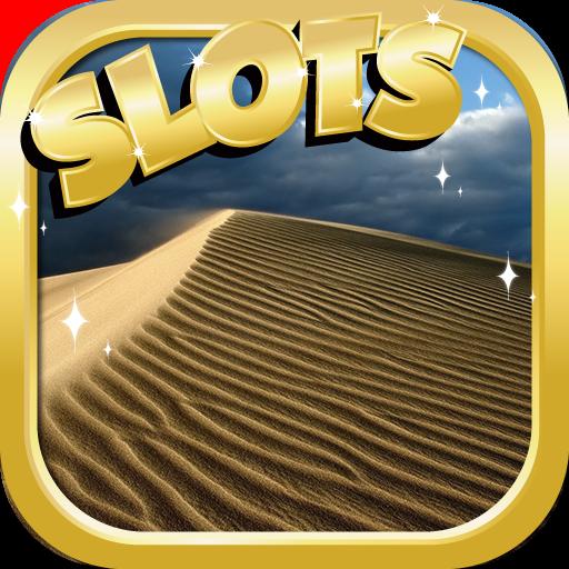 Free Online Games Casino Slots : Desert Aberdeen Edition - God Of Casino Slot Machines Hd (Cap Aberdeen)