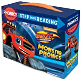 Monster Phonics (Blaze and the Monster Machines: Step into Reading)