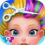 Verrückter Friseursalon - Hübsches Mädchen Makeover