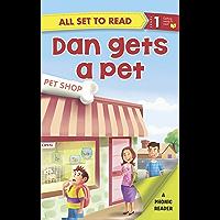 Dan gets a Pet