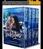 Tech Titans: The Complete Billionaire Romance Series (English Edition)