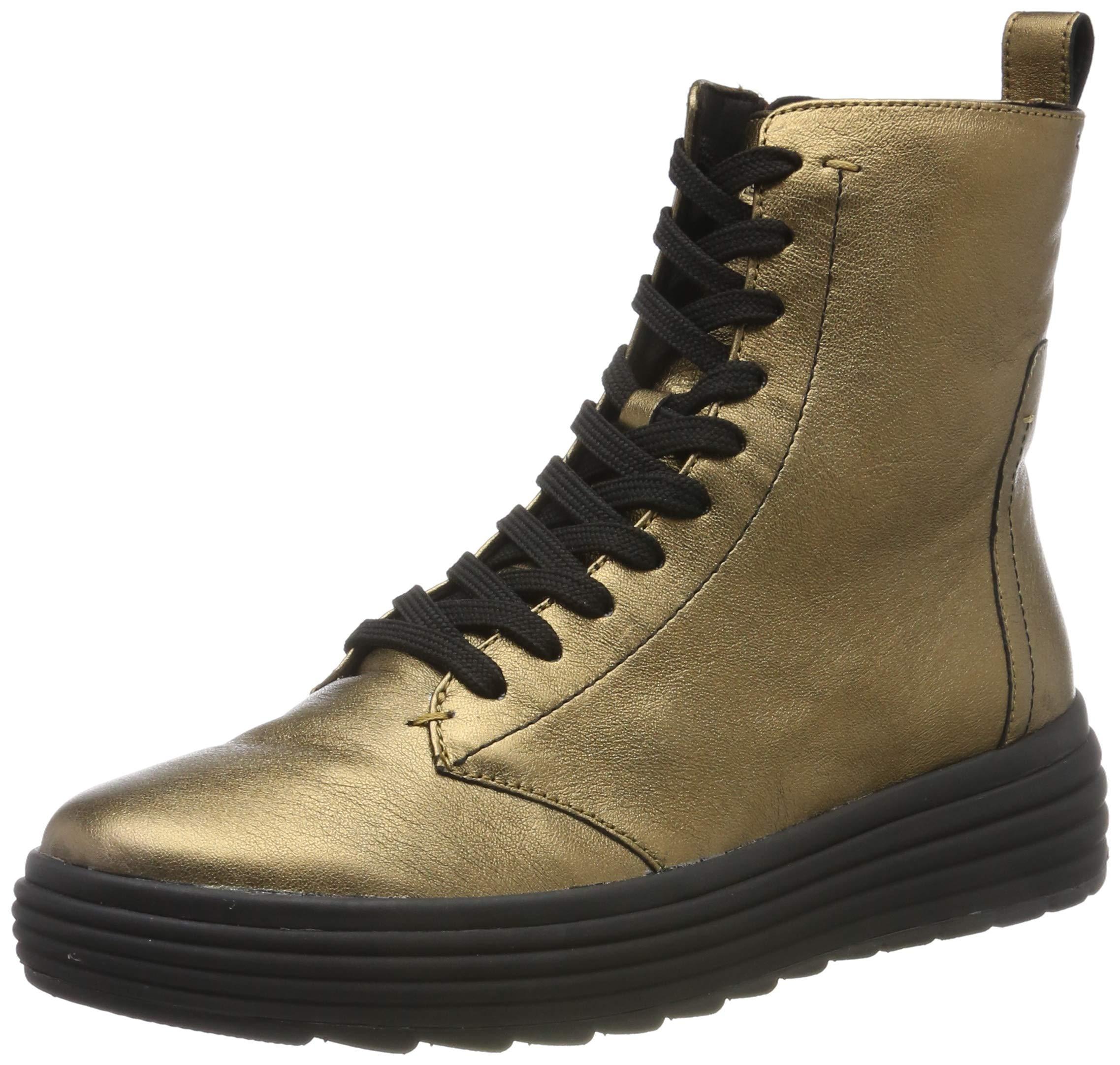 Geox Damen D Phaolae A Biker Boots 1