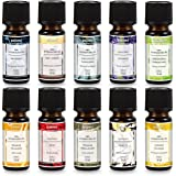 pajoma Duftöl Set 10x10ml Bestseller Made in Germany für Duftlampe Diffuser Aromatherapie