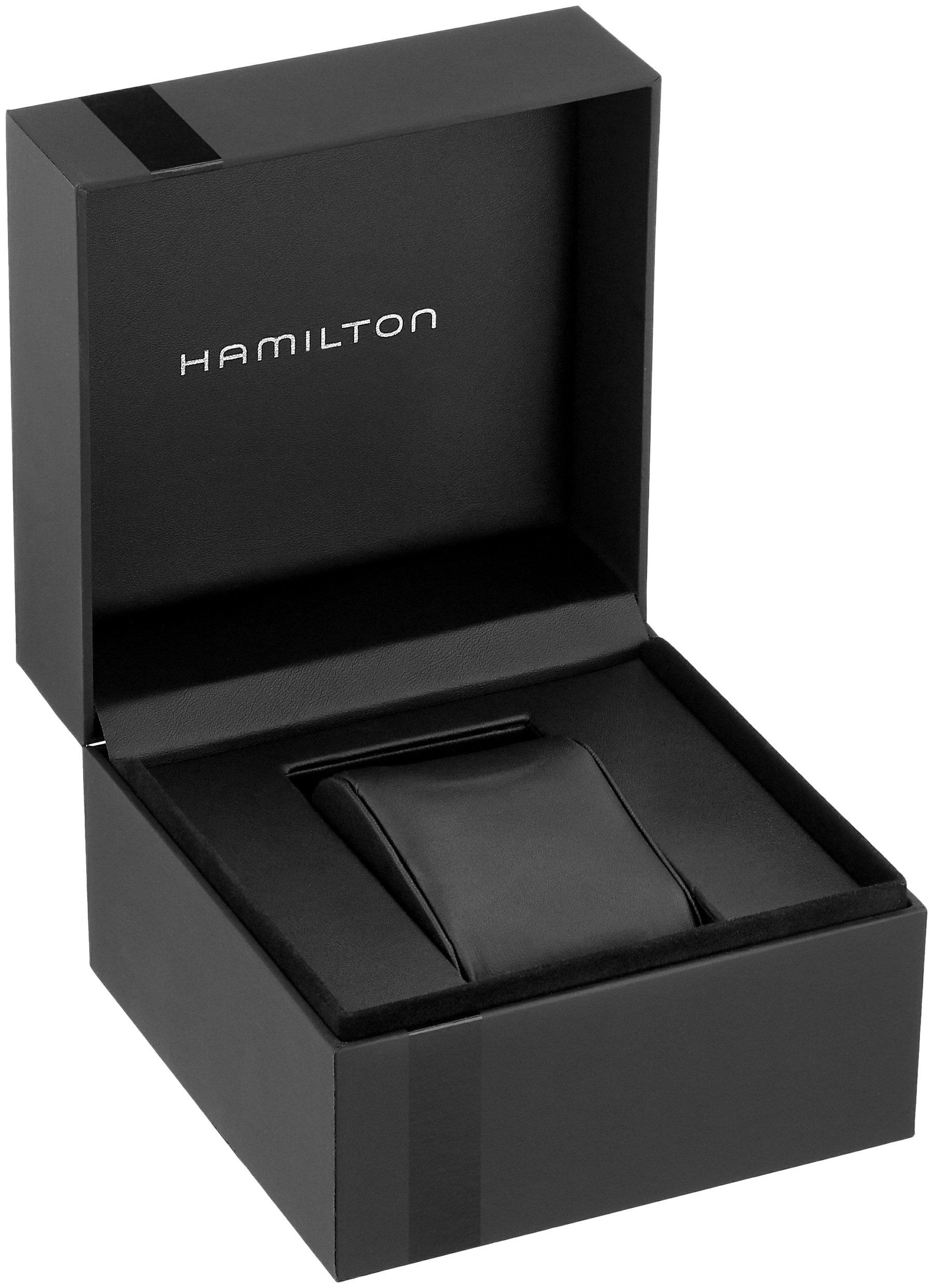 Hamilton – HAMILTON Khaki Aviation X-Wind-Chrono-Quartz-GMT H77912335