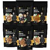 Ketofy - Mini Keto Snack Pack | 6 New Ultra Low Carb Snacks | Keto Snacks