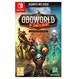 Oddworld: Collection for Nintendo Switch Tm - HD Collection - Nintendo Switch