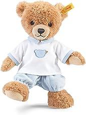 Steiff 239571 - Schlaf Gut Bär, 25 cm, blau