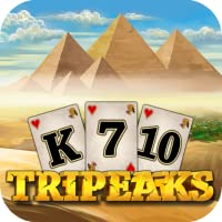 3 Pyramid Tripeaks Solitaire: Ancient Egypt