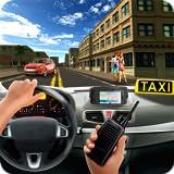 Driver Taxi in Crimea 3D