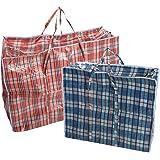 Aufbewahrungstasche Einkaufstasche farblich Sortiert 144 l Plastiktasche