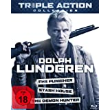 Dolph Lundgren Triple Action Collection [Blu-ray]