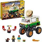LEGO 31104 Creator MonsterTruckHamburguesería, Juguete de Construcción