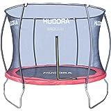 HUDORA Fantastic Trampolin - Hochwertiges und Sicheres Garten-Trampolin mit Sicherheitsnetz für die Ganze Familie…
