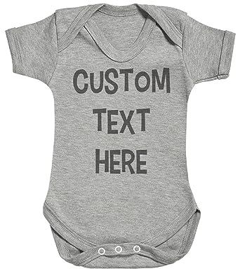 Sr personalised full text design short sleeve baby bodysuit sr personalised full text design baby bodysuit personalized baby gift personalised baby bodysuit negle Choice Image