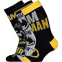 LEGO MW-Socken Im Dreier Pack Batman Calzini Bambino