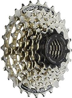 schwarz//silber Einheitsgr/ö/ße Shimano 11V.11//46/Deocre XT Fahrrad-Kassette