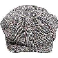 MagiDeal Strillone Gatsby Tweed Cappello da Golf Cappellini Sole Baschi Berretti