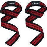 Kobo Power Gym Training Padded Wrist Support Strap