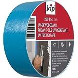 kip Tape 229-35 Weefseltape, UV-bestendig, breed weefsel plakband van PE voor ruwe ondergronden, pantsertape voor gebruik bin