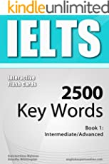 IELTS Interactive Flash Cards - 2500 Key Words. A powerful method to learn the vocabulary you need.