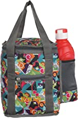 Rozen Muitifunction Lunch Tiffin Bag (Multicolor)