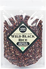 Urban Platter Wild Black Rice, 1Kg