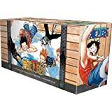 ONE PIECE BOX SET 02: Volumes 24-46 with Premium