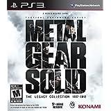 Metal Gear Solid: Legacy Collection - Playstation 3 (Artbook non incluso)