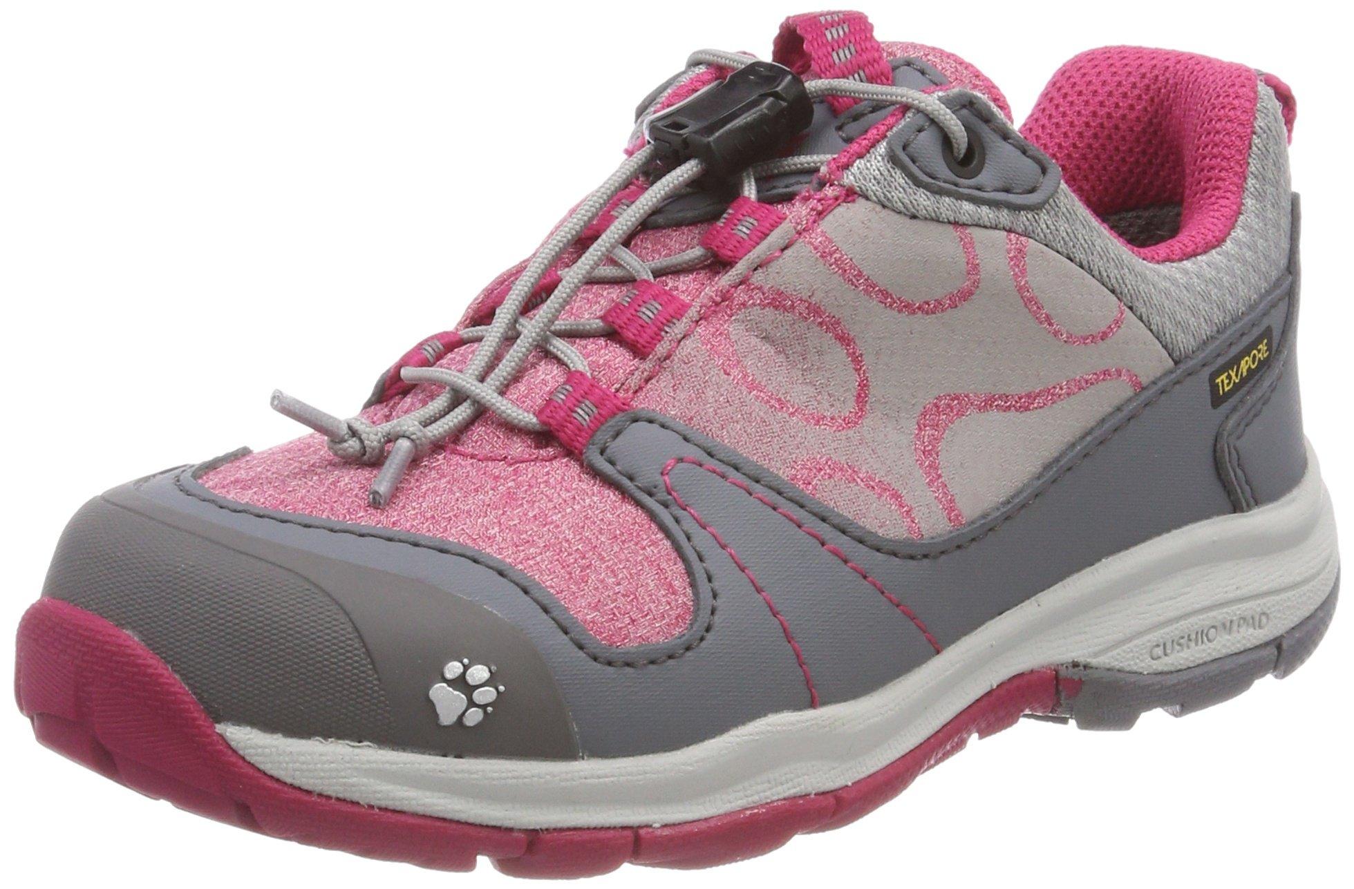Jack Wolfskin Girls Grivla Texapore Low G Wasserdicht Rise Hiking Shoes 1