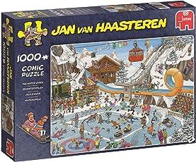 Jan Van Haasteren 19065 Winter Ø Spiele Puzzle