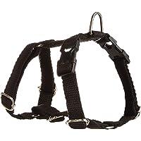 PetsLike Spun Harness Full black (size Small), BLACK, Small, 250 g