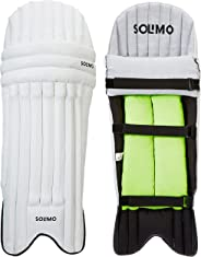 Amazon Brand - Solimo Cricket Legguard Pads, Youth