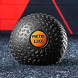 METIS Fitness Slam Ball – 3kg tot 20kg | Lage bounce medicine ball – Core strength training