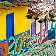 20 Joyas Colombianas Cantadas por Extranjeros